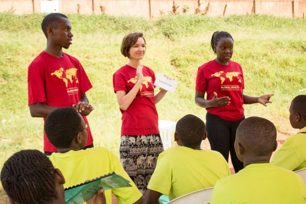 global health students