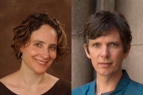 Amber Miller and David Bridel
