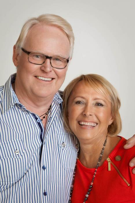 Jim Berchtold and Amy King Dundon-Berchtold