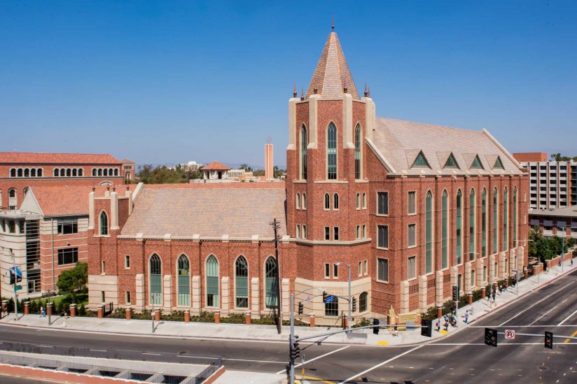 Jill and Frank Fertitta Hall opening is a major milestone for USC ...
