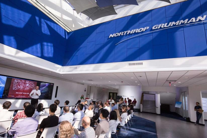 Northrop Grumman Kickoff event