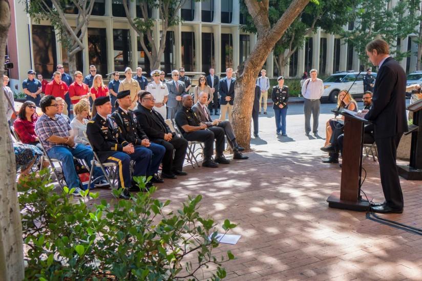 rememberance ceremony
