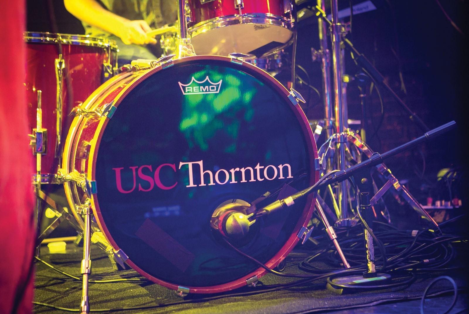 USC Thornton Drum