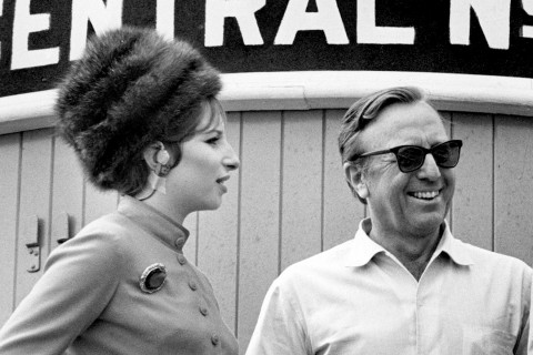 Streisand and Ray Stark