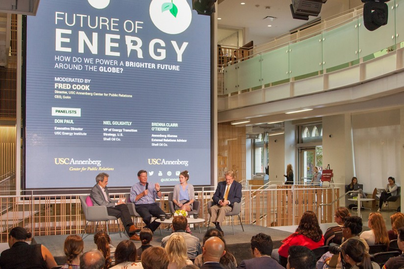 Future of Energy panelists