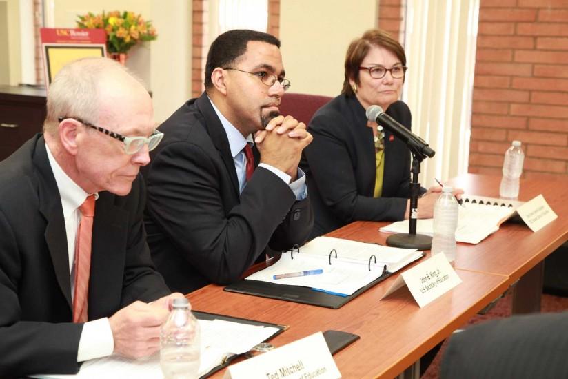 panel on education