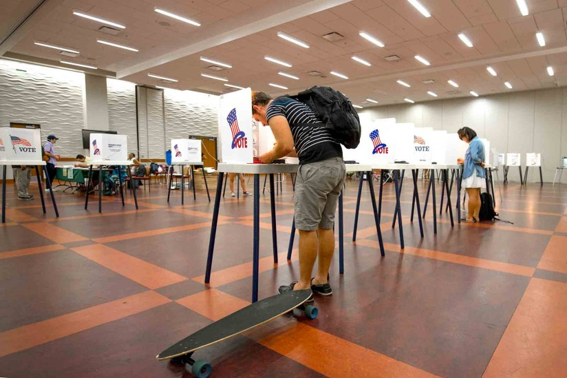 2016 Presidential Election at USC