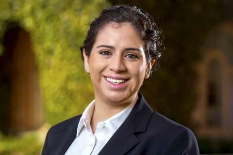 Schaeffer Fellow Minerva Solis-Rubio 2016