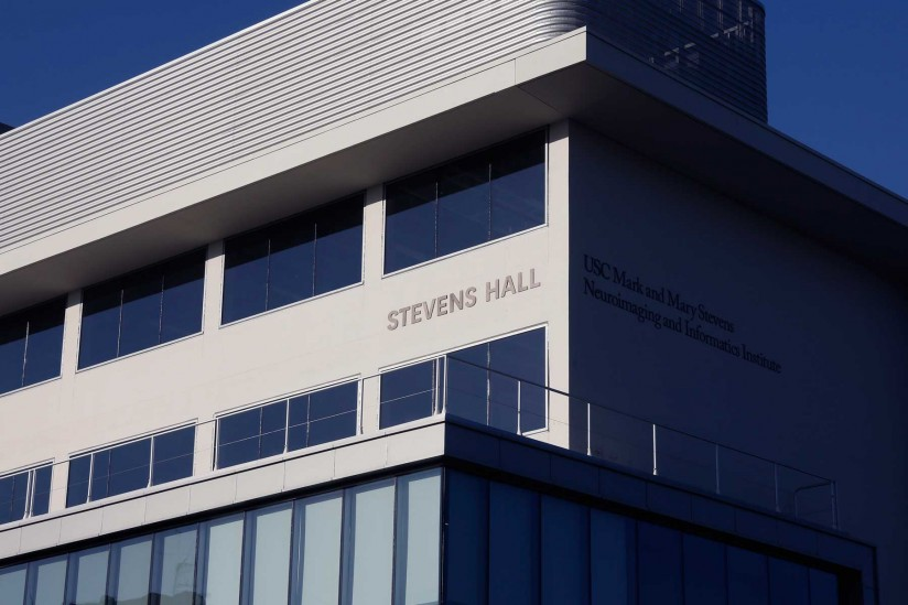 Stevens Hall exterior