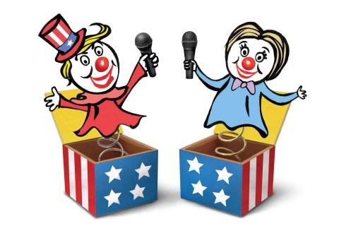 Politics and humor