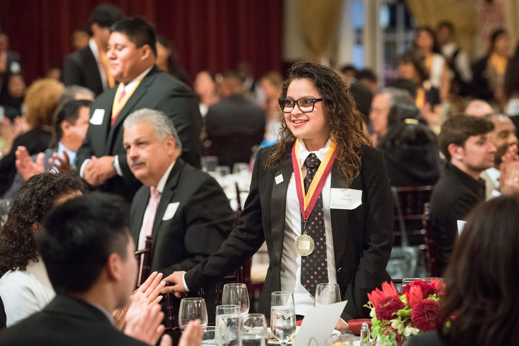 NAI Gala celebrates students