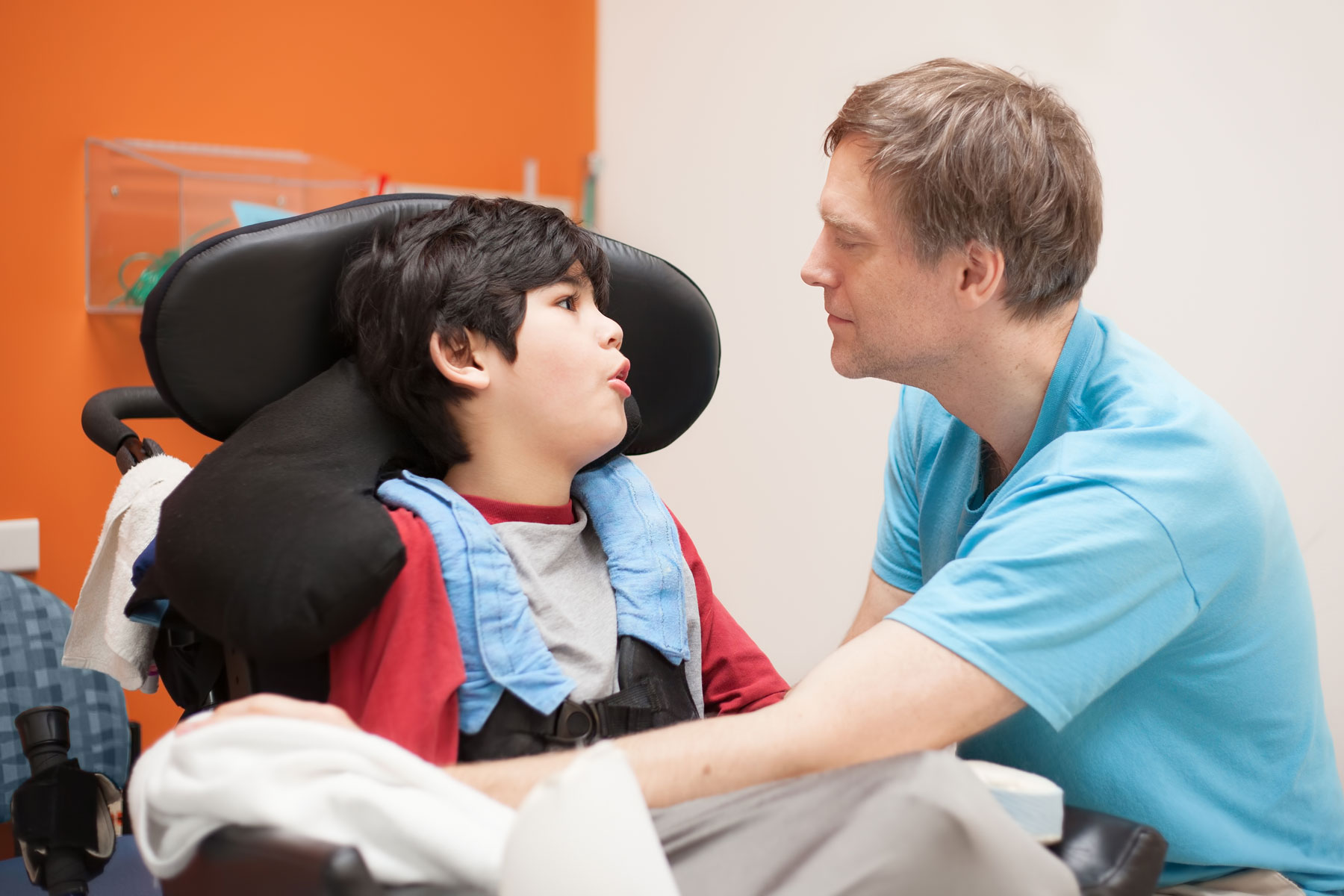 Caring for special-needs children at home brings high cost ...