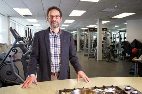 Obesity researcher Michael Goran