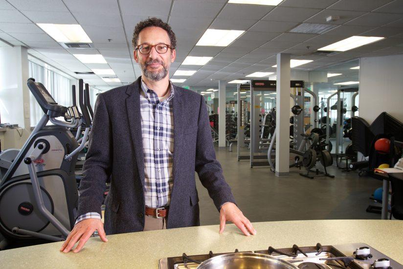 Obesity researcher Michael Goran