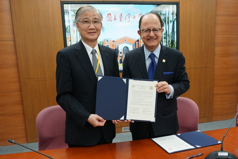 Nikias and Yang with agreement