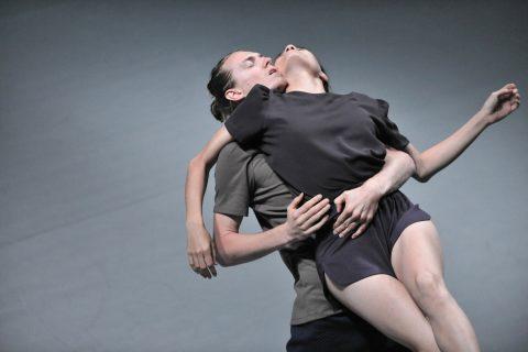 dancers in Mr. Gaga documentary