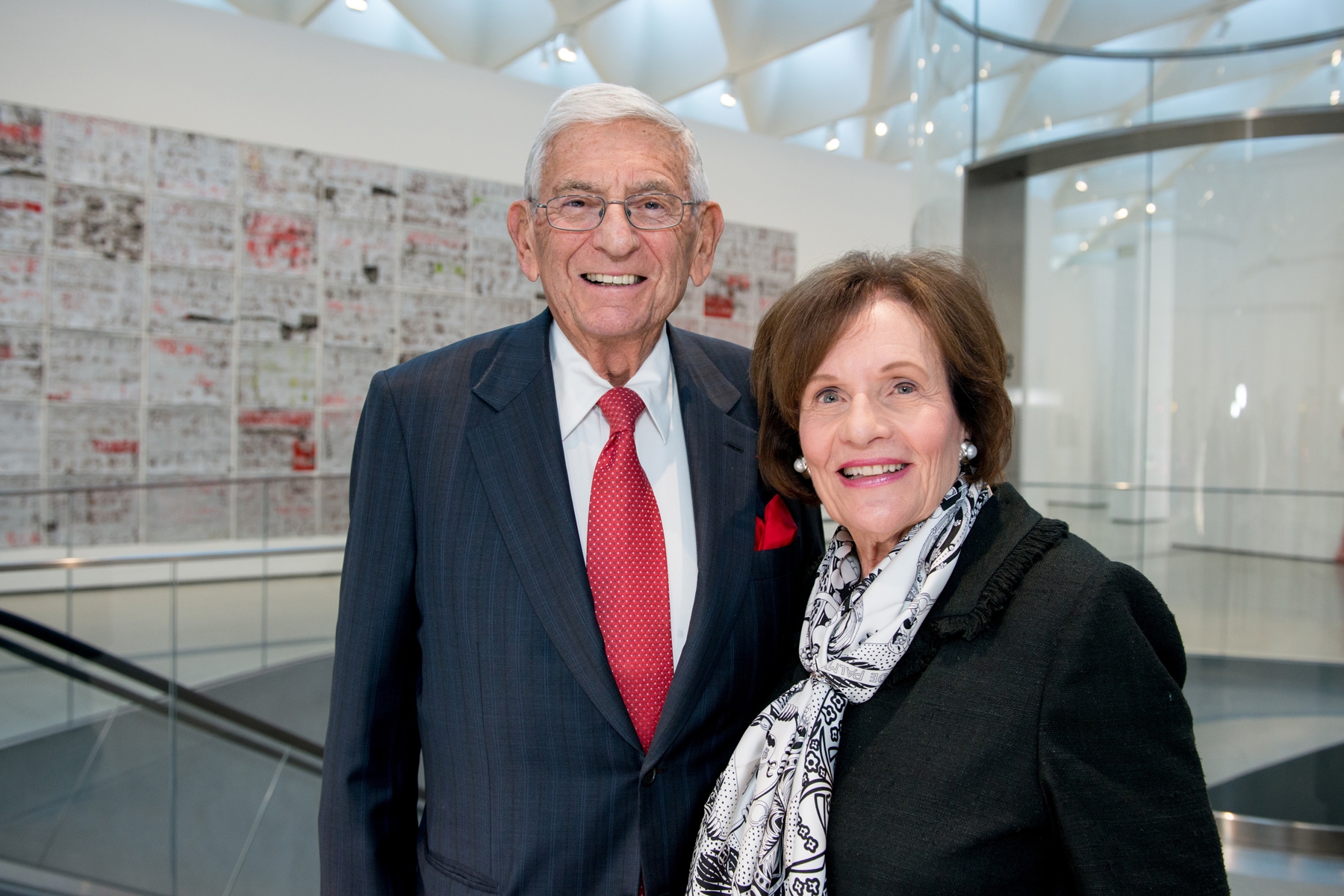 Eli and Edythe Broad add $1 million donation to further stem cell ...
