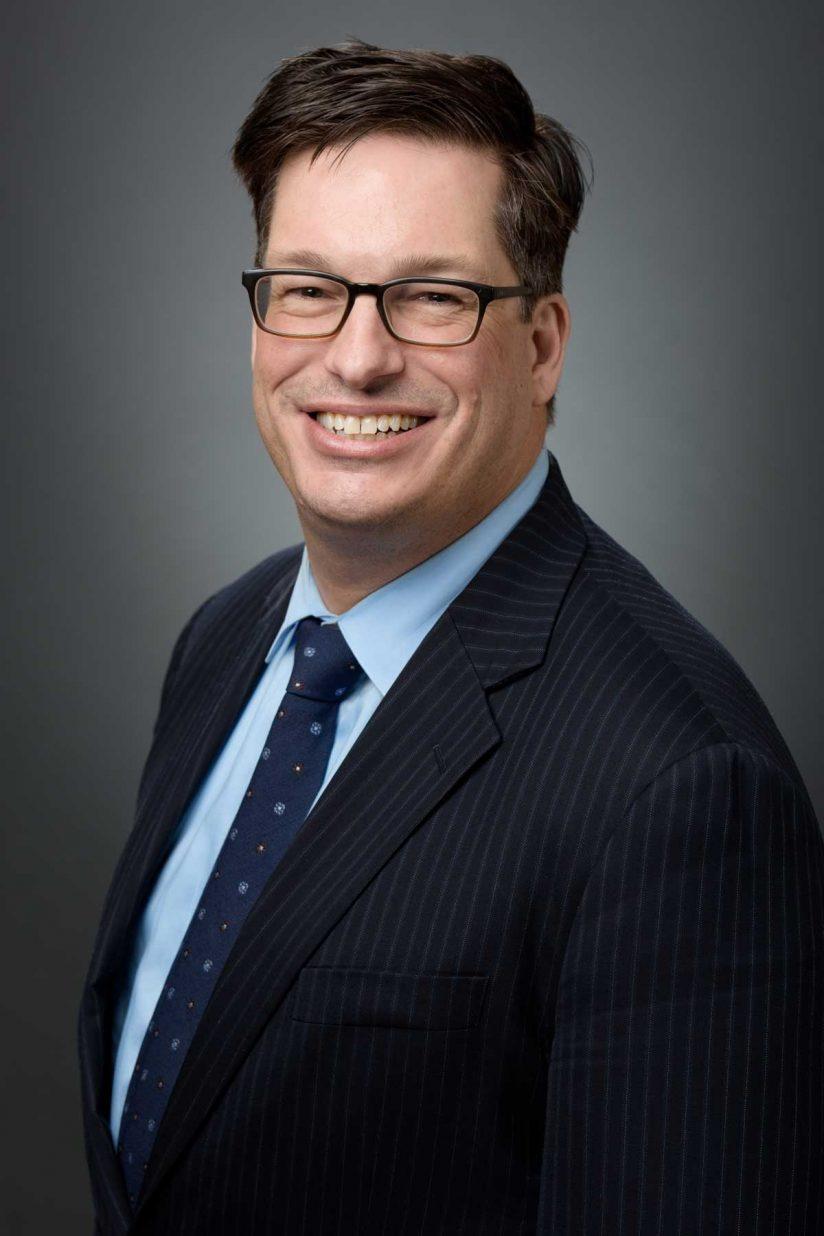 Gary Shaffer portrait