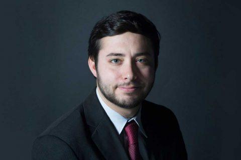 Brian Rosenthal Portrait