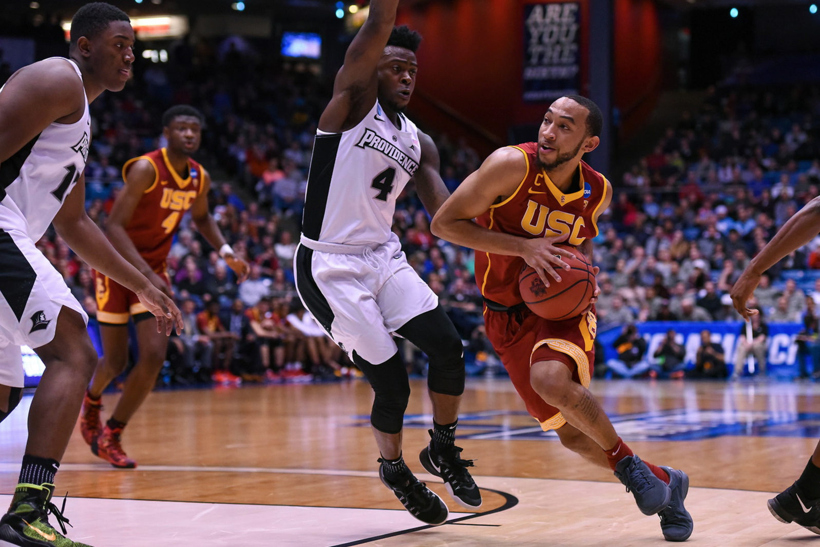 Trojans in March Madness: See what's next for USC in the ...