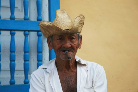 Cuban man