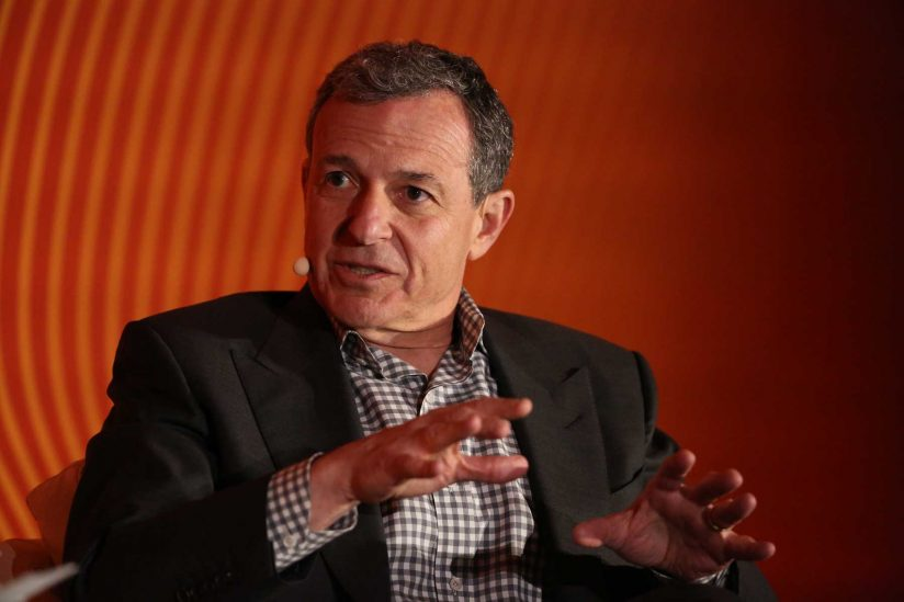 robert iger In today's video i talk about bob iger wanting to slow down the production of star wars movies after the flop of solo thank you for your continued support.