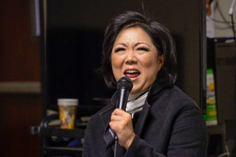 Margaret Cho speaking