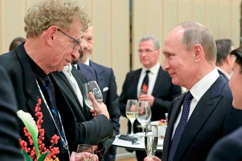 Pollack and Putin