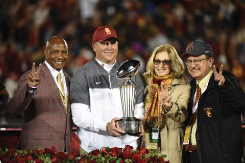 Rose Bowl Victory
