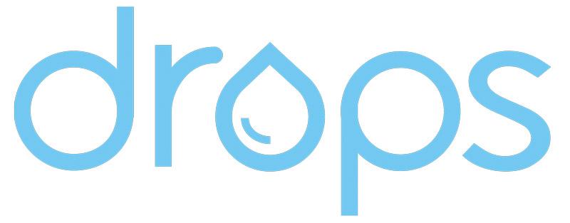 drops logo