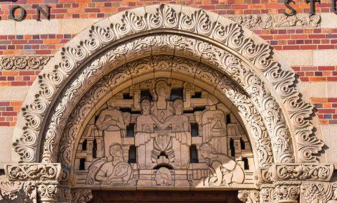 Gwynn Wilson Student Union Building