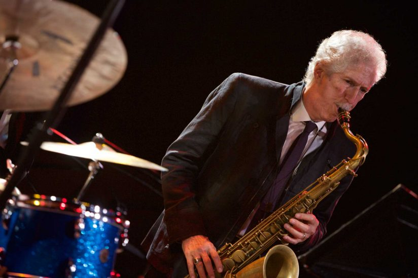 Bob Mintzer performing