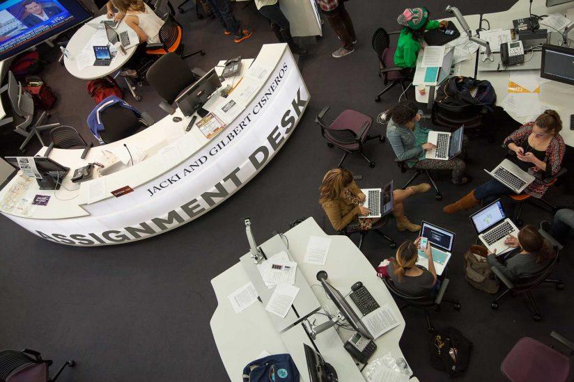 Annenberg Media center