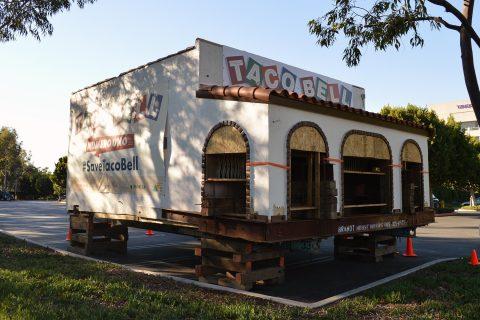 First Taco Bell restaurant