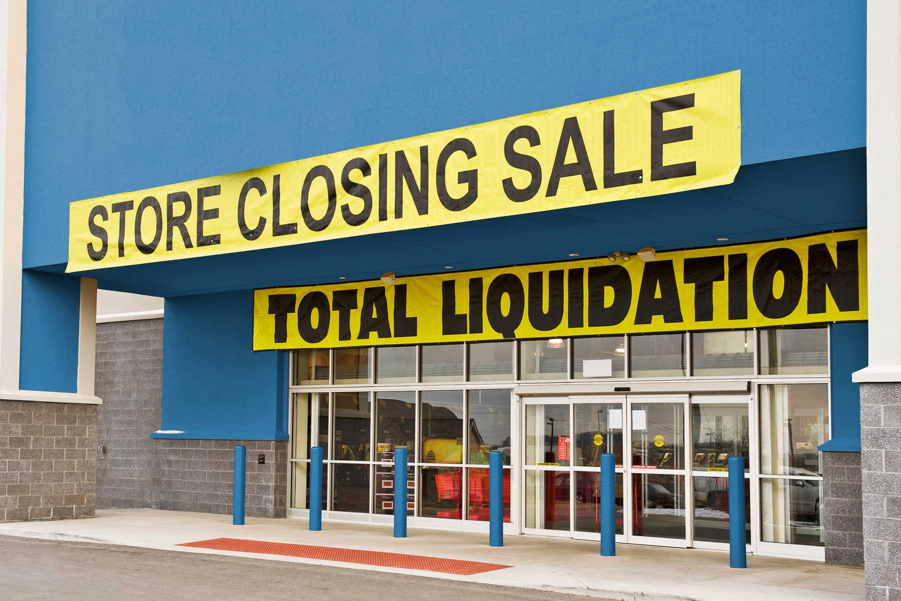 Retail armageddon: More bankruptcies in four months than ... - photo#30