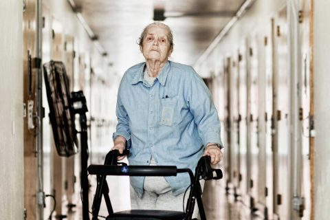 Theda Rice, 77, in prison