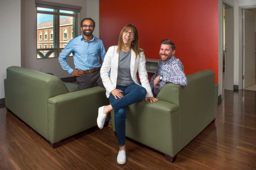Residential faculty ready to take on new roles at USC Village USC News – Usc Village Housing Floor Plans