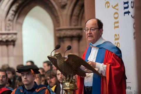 President Nikias at the University of Strathclyde