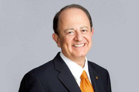 President C. L. Max Nikias