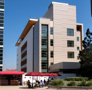 Norris Healthcare Center at USC Health Sciences Campus