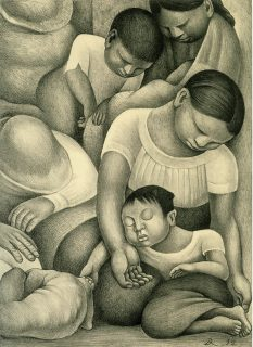 Diego Rivera mural