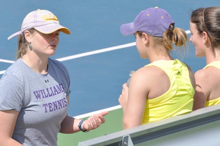 dea57b4bcdaf5 Alison Swain named USC women's tennis head coach - USC News