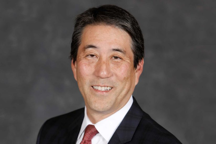 new Trustee Rod Nakamoto