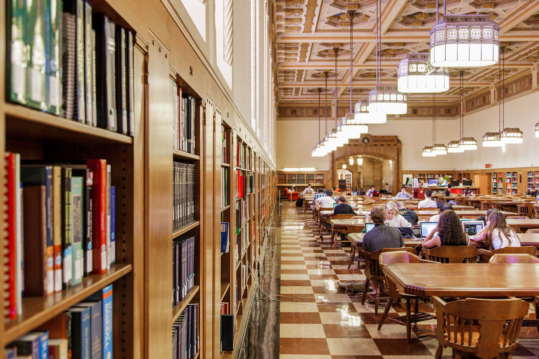 My favorite places to study at USC - Viterbi Voices