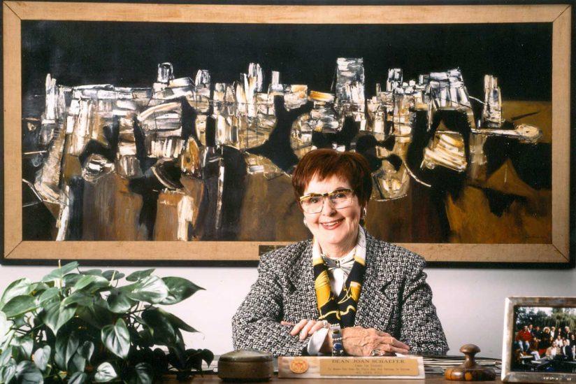 Joan Metcalf Schaefer