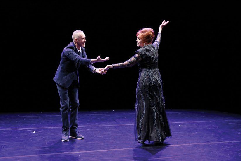 Kaufman dances with Forsythe