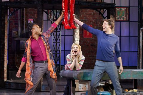 Stark Sands Billy Porter Annaleigh Ashford