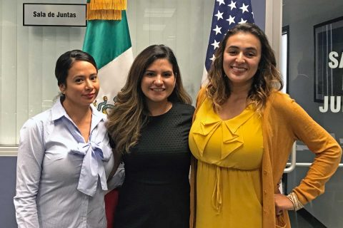 Mexican consulate in Los Angeles