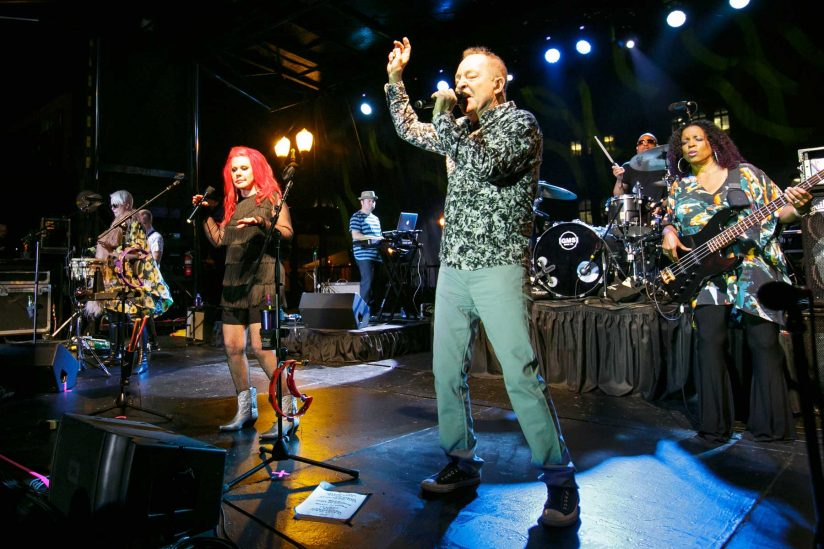 The B-52s at USC