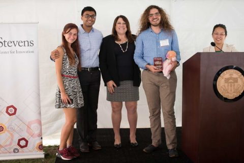 Carbon Thumbprint startup winner